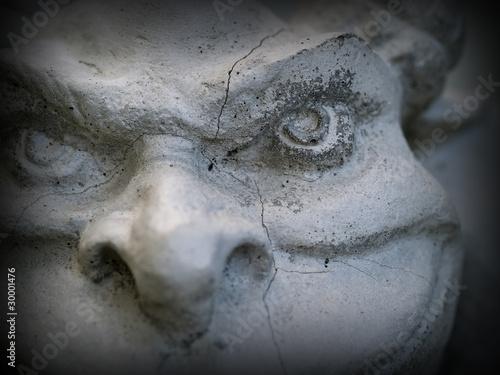 Photo  Gargoyle Statue