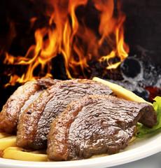 Fototapeta Do steakhouse Picanha