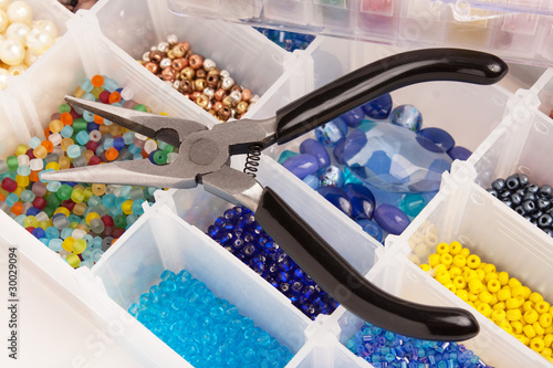 Photo Beads for Jewelry Making