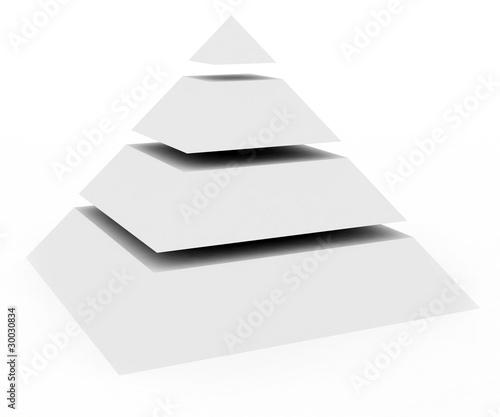 business pyramide Tapéta, Fotótapéta