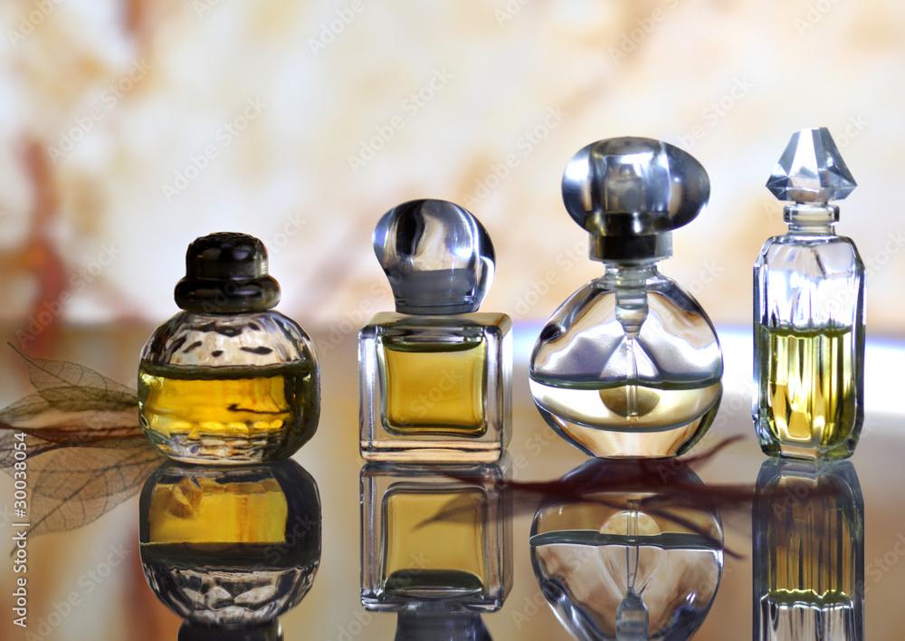 Fototapety, obrazy: perfume arrangement