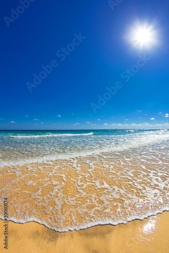 Foto-Rollo - sunny beachweather (von Sandor Jackal)