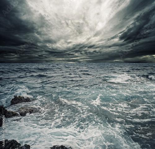 Tempete Ocean storm