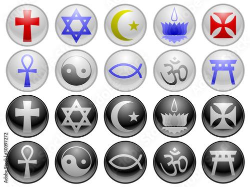 Fotografie, Obraz  Religious icons