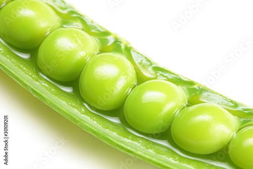 Poster Légumes frais エンドウ豆