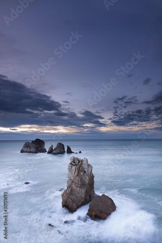 Zen seascape