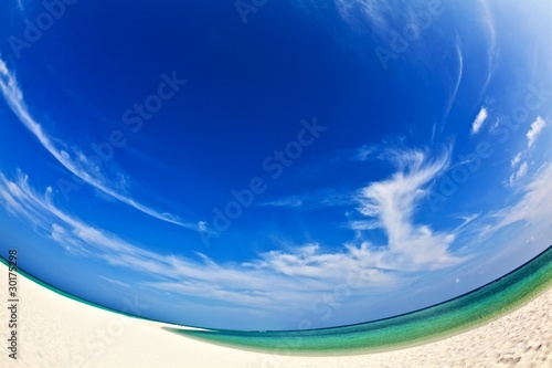 Fotomural Seascape