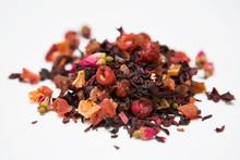 Herbal Tea With Berries