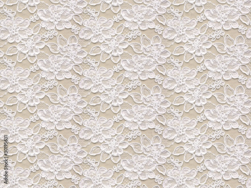 Fotomural lace