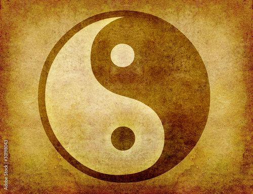Fotografie, Obraz  balance - yin und yang
