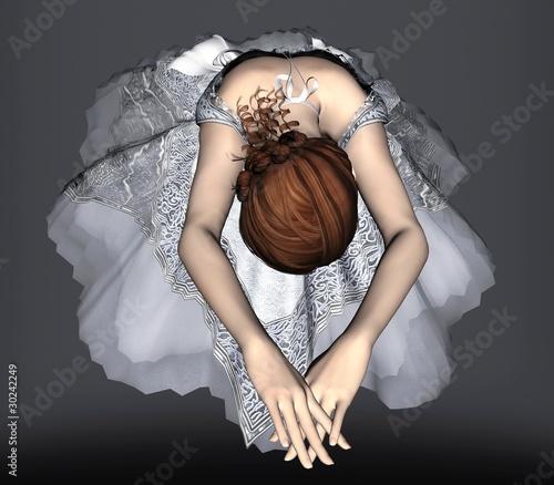 Obrazy Edgar Degas  ballerina-classica