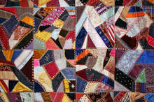 Background Antique Quilt