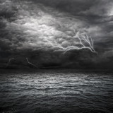 Atlantic Ocean Storm