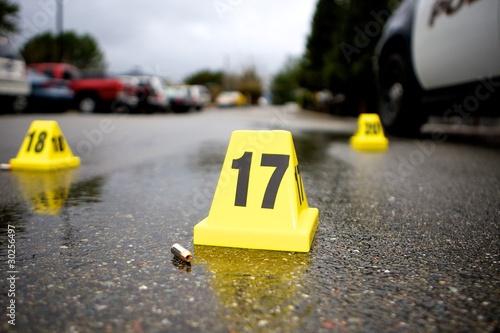 Fotografija Scene of the Crime