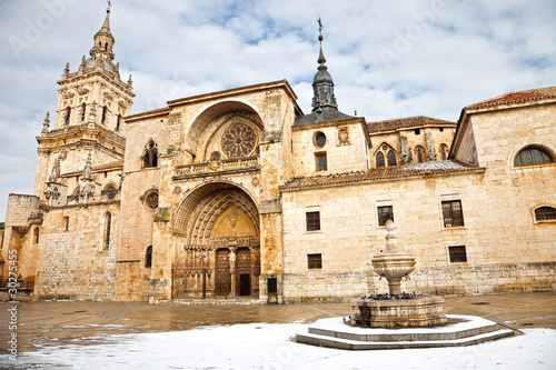 Cathedral of Burgo de Osma, Soria, Spain