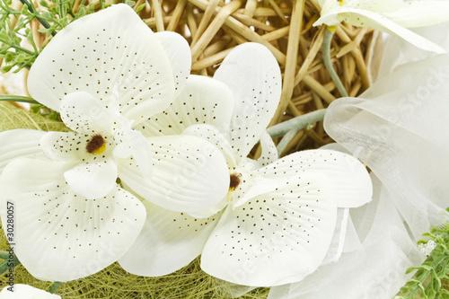 Garden Poster Spa Flower decoration