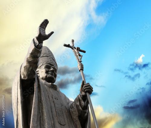 Photo Pope John Paul