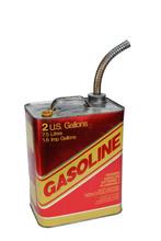 2 Gallon Gas Can With Pour Spout