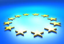 Bandiera Europa Simbolo