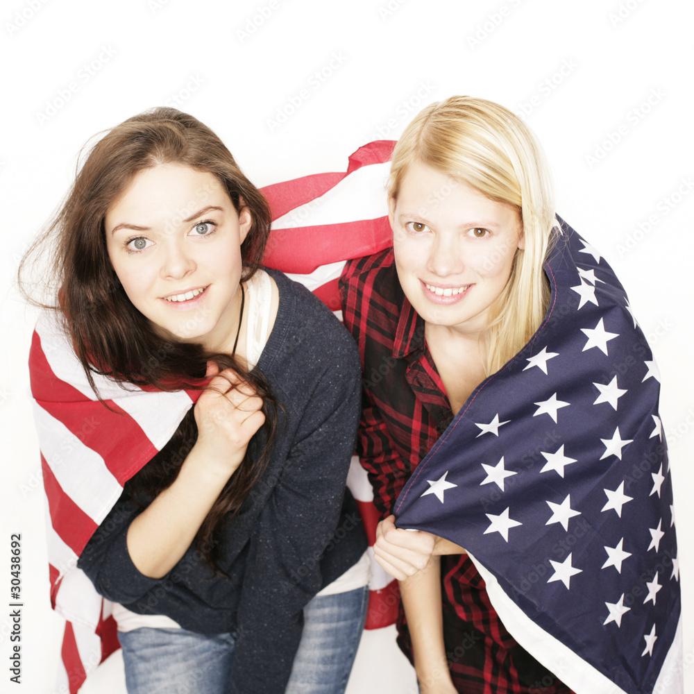 Photo & Art Print Au-Pair in USA | EuroPosters