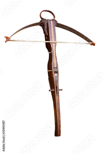 Fotografia crossbow - clipping path