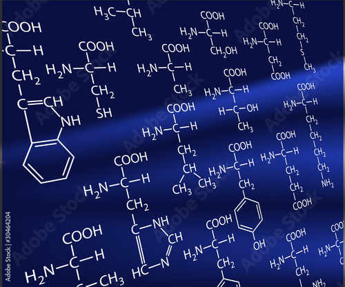 Photo Amino acids