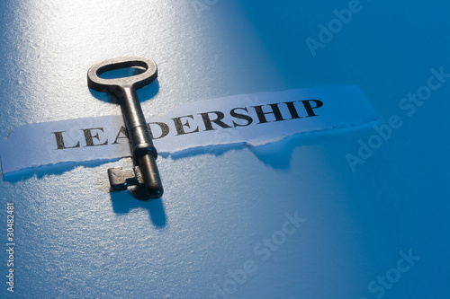 Poster  Key to Leadership