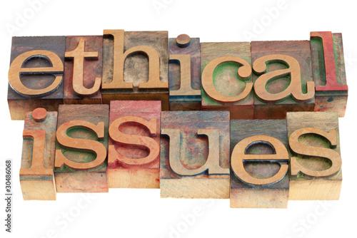 Fotografie, Obraz  ethical issues