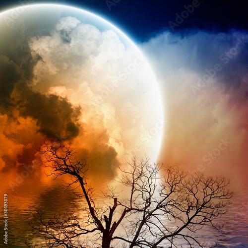 malowniczy-nocny-krajobraz