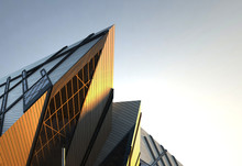 Modern Urban Building / Architecture