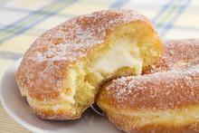 Cream Cheese Paczki