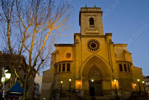 Cathedral. Albacete. Castilla-La Mancha, Spain