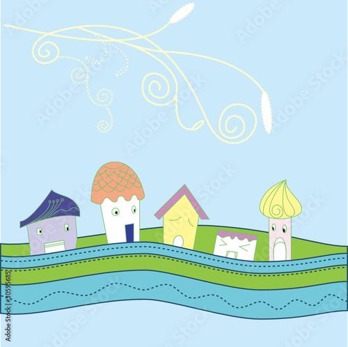童话小房子 - 30595685