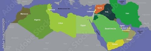 Nordafrika / Arabischer Raum / Orient @p(AS)ob