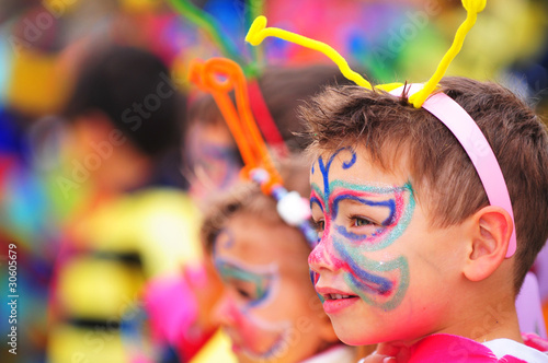 Canvas Prints Carnaval Karneval
