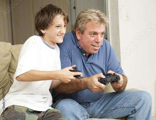 Video Game Fun Poster