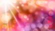canvas print picture - hintergrund-abstrakt-lichter-event