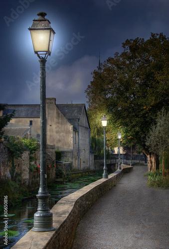 Tableau sur Toile Bayeux 5