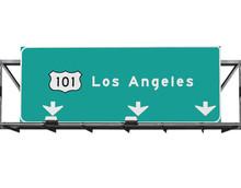 101 Freeway Los Angeles
