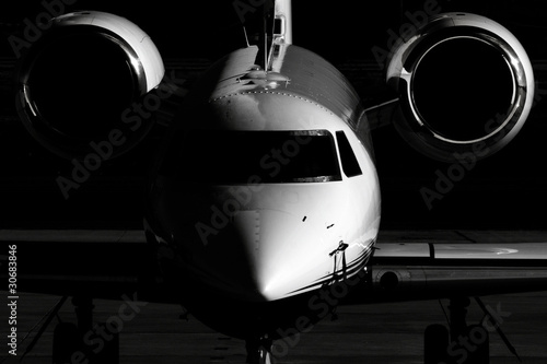Photo Private Jet