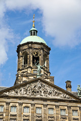 Fototapeta na wymiar Holland, Niederlande, Haupstadt Amsterdam