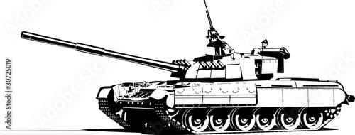 Photo  heavy tank