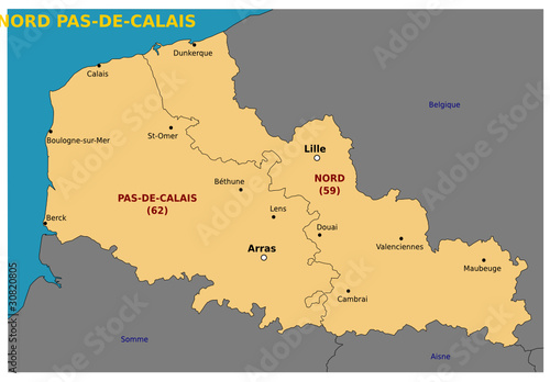 region-nord-pas-de-calais - Photo
