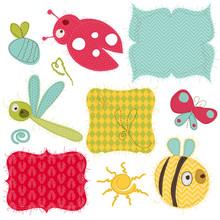 Design Elements For Baby Scrap...