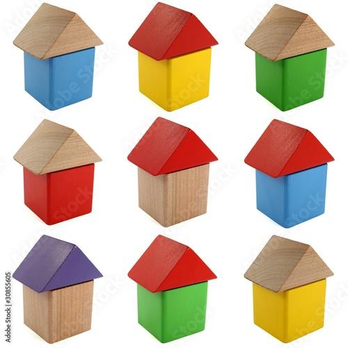 kolorowe-domki-z-klockow
