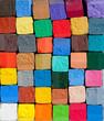 canvas print picture - Farbspiel