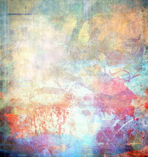 Abstract Color Texture, Grunge...
