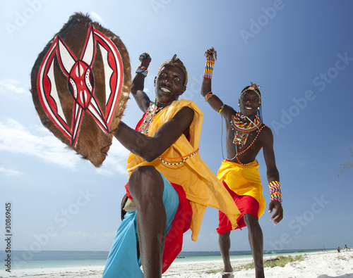 Fotografie, Obraz  Kenia Africa _  Photo © Herby Meseritsch