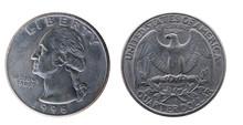 25 Cents U.S.