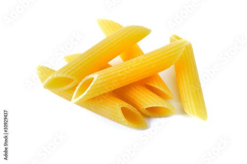 Fotografie, Obraz  Penne rigate, pasta asciutta italiana